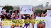 """Rassemblement au Trocadéro pour dénoncer """"le 100e féminicide"""" de l'année"""