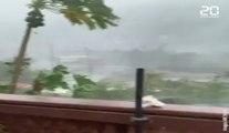 L'ouragan Dorian frappe les Bahamas avec des vents à 300 km/h