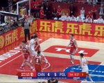 Groupe A - La Pologne bat la Chine en prolongation
