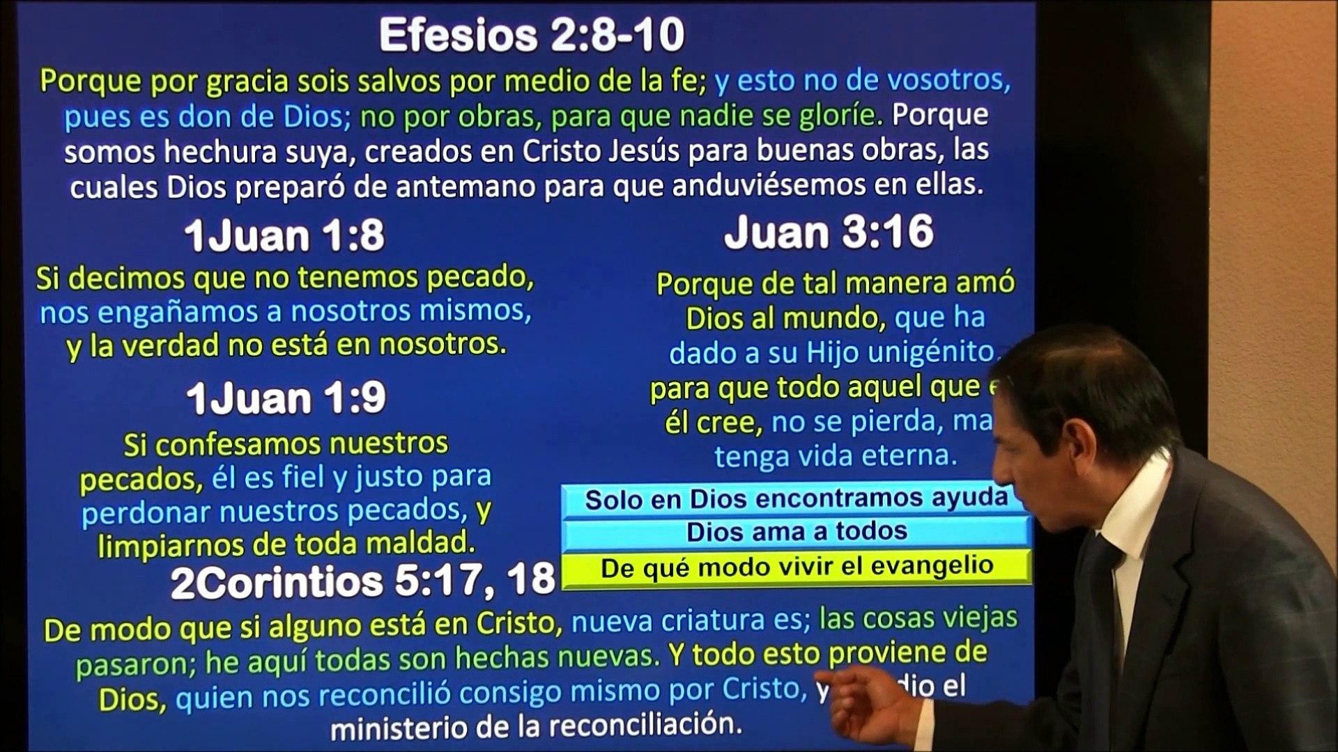 Lección 10: De qué modo vivir el Evangelio - Escuela Sábatica 2000