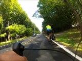 Vélo pour la Fondation Anna-Laberge