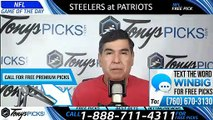 Steelers Patriots NFL Pick 9/8/2019