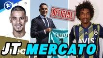 Journal du Mercato - édition de 19h30 : les cadors de la Ligue 1 enflamment les dernières heures