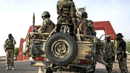 Nigerian forces accused of abuses in conflict against separatists