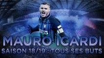 Serie A - Les 11 buts d'Icardi, l'ancien boss de l'Inter