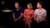 'Mindhunter' Cast Talks Charles Manson & Season 2 - Rotten Tomatoes