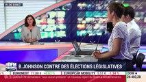 Les insiders (1/2): Boris Johnson contre des élections législatives anticipées - 02/09