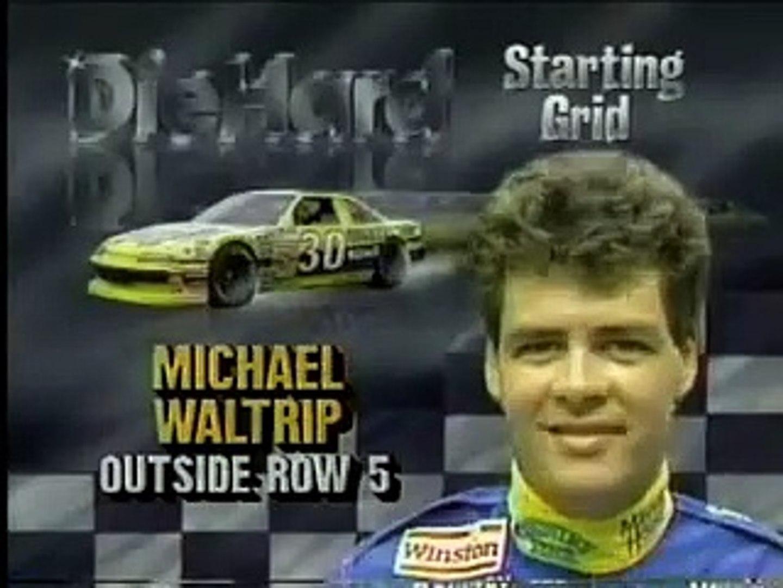 NASCAR History 1990 - Winston 500