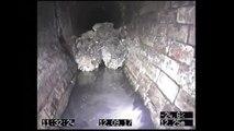 Cet employé découvre un bouchon de 120 tonnes d'ordures dans les égouts de Londres