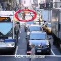 Comment réagissent les automobilistes face aux ambulances en fonction des pays!