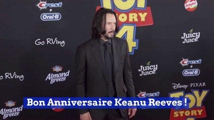 Bon Anniversaire Keanu Reeves