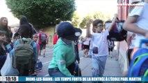 Digne-les-Bains : les temps forts de la rentrée à l'école Paul Martin