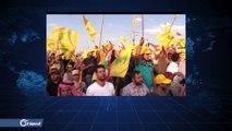 ميليشيا حزب الله تقصف بقذيفة يتيمة وإسرائيل ترد بمئة وتتوعد فمن سيقف على رجل ونص..نصر الله بمخبئه أم لبنان