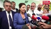 VIDEO. Poitiers : Agnès Buzyn dévoile des mesures pour soulager les urgences