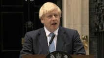 UK PM Johnson threatens election ahead of Brexit battle