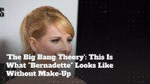 """'The Big Bang Theory': What """"Bernadette"""" Looks Like Without Make-Up"""