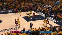 NBA Playoffs 2018 - Cleveland Cavaliers vs Indiana Pacers  EC R1 G6  April 27,  2018