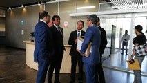 Prefecto Morales denuncia irregularidades en dragado