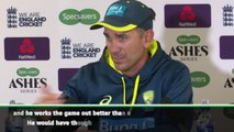 Smith ready to handle short pitched stuff - Langer