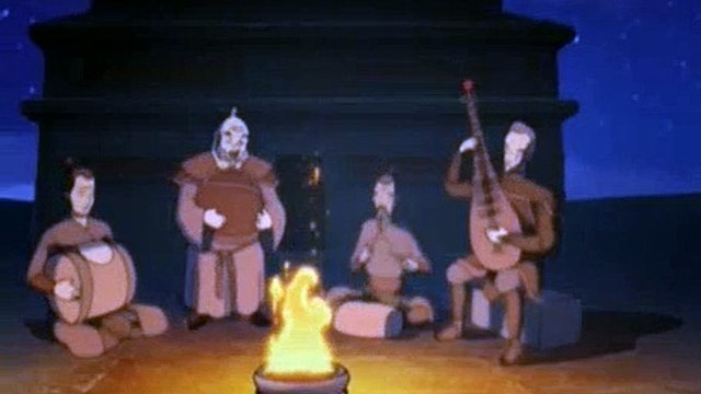 Avatar The Last Airbender S01E18 - The Waterbending Master