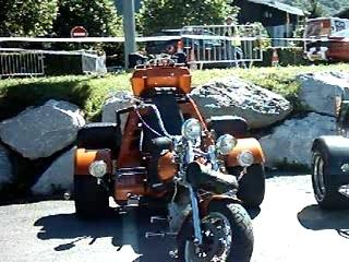 Harley-davidson tuning