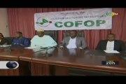 ORTM /Fin des assises de la coalition des forces démocratiques sur les travaux préparatoires du dialogue politique inclusif