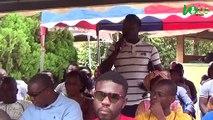Ce jeune agriculteur  Togolais raconte ses déboires