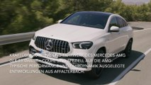 Die Highlights des Mercedes-AMG GLE 53 4MATIC+ Coupé