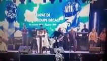 Mael, fils de DJ Arafat s'adresse à la Chine avec beaucoup d'émotions. Essayez de ne pas pleurer !