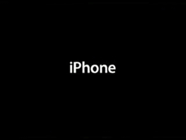 Parodie Pub Iphone: l'iPhone français