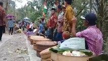 Grebeg Suran dan Kesenian Daerah Jadi Sadad Kerukunan di Desa Banjarpanepen, Banyumas