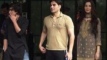 Malaika Arora's son Arhaan avoids Arbaaz Khan's girlfriend Georgia at Ganpati Staphana   FilmiBeat