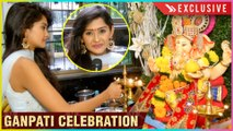 Kanchi Singh GANPATI Celebrations 2019 & UPCOMING Projects | Exclusive Interview