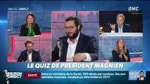 """Avec quel terme Valérie Pécresse a-t-elle qualifiée Jair Bolsonaro ? ... Relevez le quiz du """"Président Magnien"""" - 03/09"""