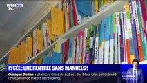 Pourquoi plusieurs lycées n'ont pas pu distribuer les manuels à la rentrée