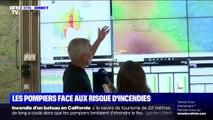 Entre le sécheresse et les températures élevées, les pompiers sont en alerte face aux risques d'incendies dans les Bouches-du-Rhône