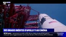 Les images inédites de la mission Apollo 11, un documentaire immersif dès demain au cinéma, mais seulement jusqu'à dimanche