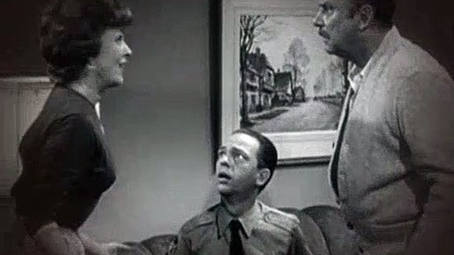 The Andy Griffith Show S02E05 Barney On The Rebound