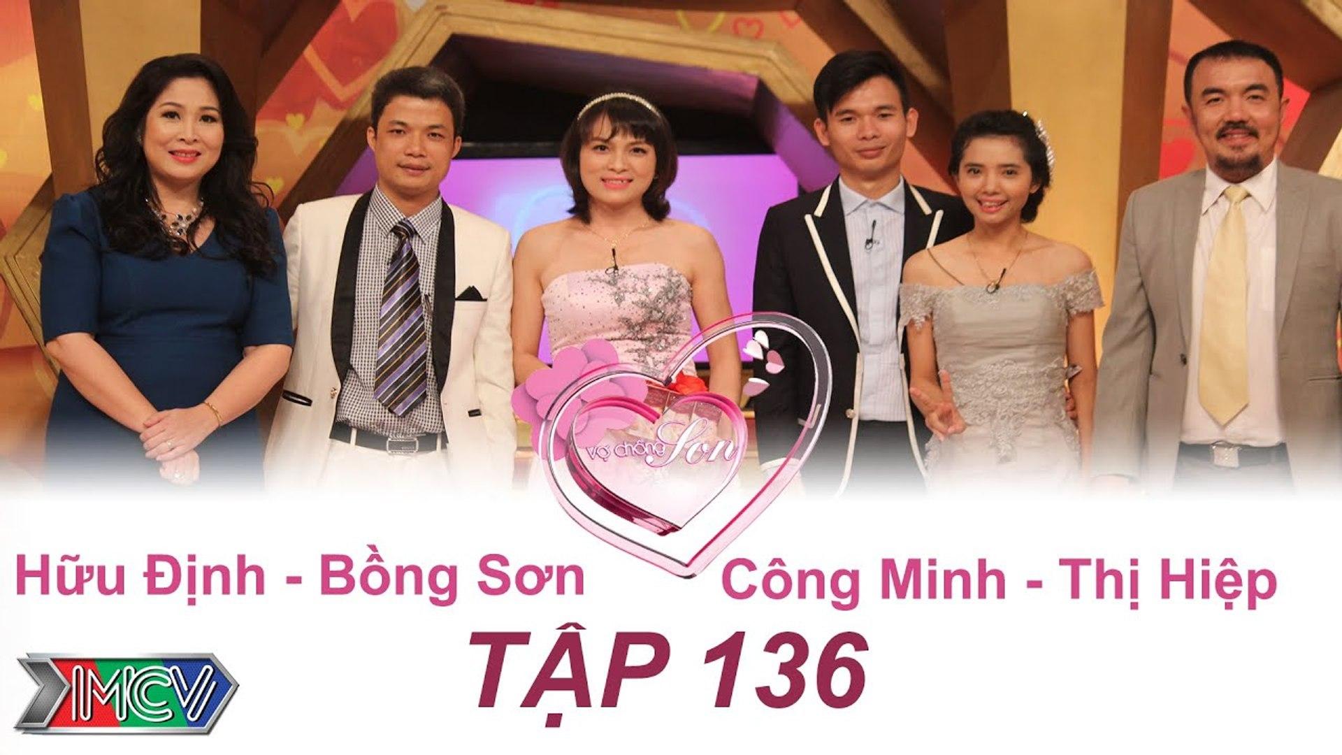 VỢ CHỒNG SON - Tập 136 _ Hữu Định - Bồng Sơn _ Công Minh - Thị Hiệp