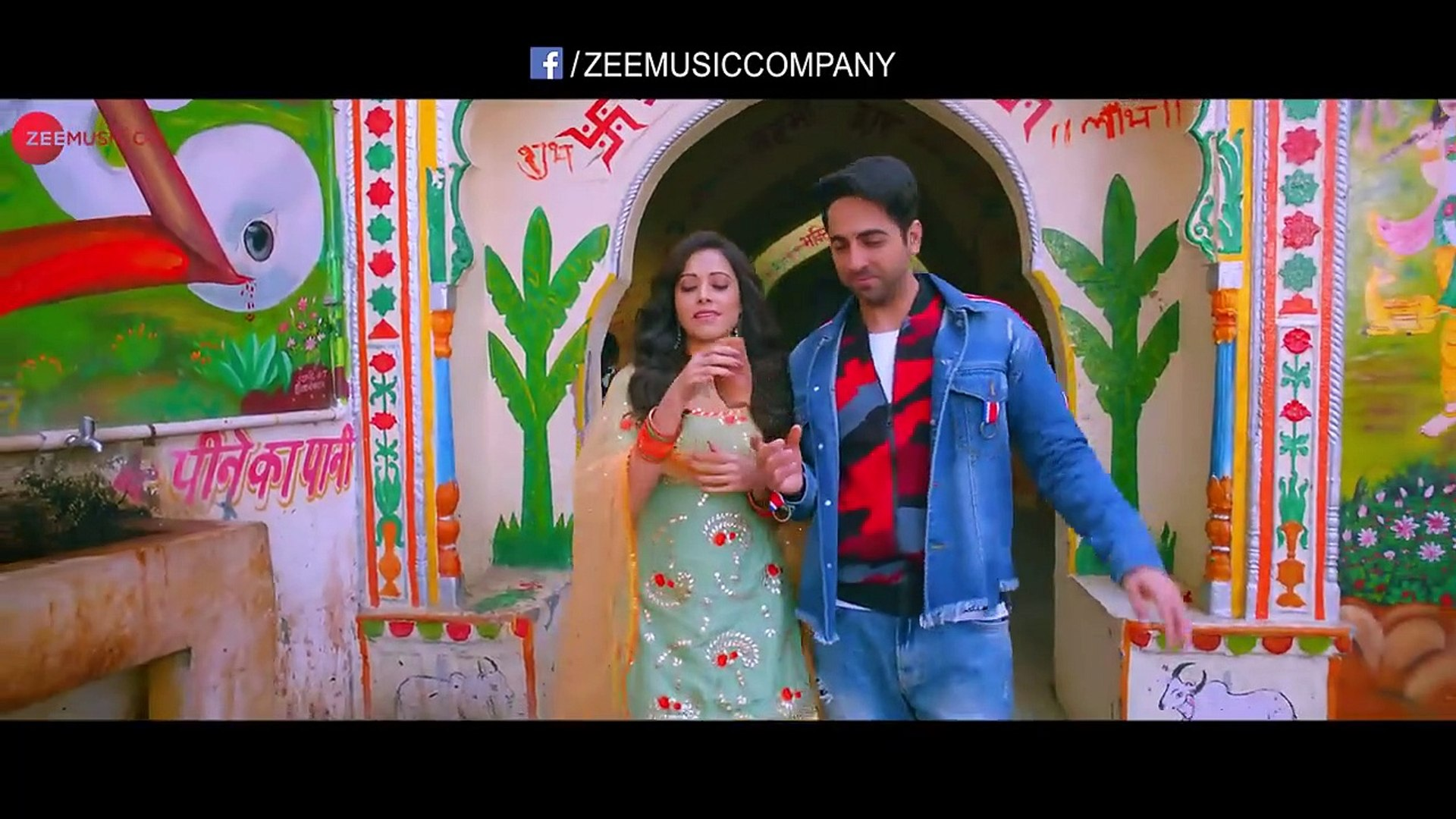 Ik Mulaqaat - Dream Girl - Ayushmann Khurrana, Nushrat Bharucha - Meet Bros Ft. Altamash F & Pal