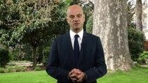 Ouverture du séminaire « Réussir au collège : Devoirs faits » par Jean-Michel Blanquer