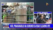 DILG Sec. Año, kuntento sa itinatakbo ng road clearing ops sa bansa