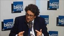 Philippe Buisson, maire de Libourne, invité de France Bleu Gironde