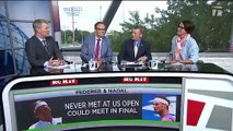 Tennis Channel Live- Rafael Nadal & Roger Federer Look Strong Heading Into 2019 US Open Second Week