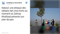 Afghanistan : Seize morts dans une attaque des talibans au moment où Khalilzad présente son plan de paix