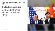 Droits de douane: face à Trump, la Chine en appelle à l'OMC