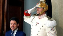 Last ditch effort: Italy's Conte pushes for populist-left wing alliance