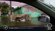 Ouragan Dorian : les Bahamas ravagées par le cyclone