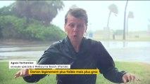 Etats-Unis : l'ouragan Dorian tout près de la Floride