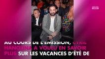 TPMP : Matthieu Delormeau raconte ses incroyables vacances avec Elton John
